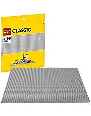 Lego 10701 Classic Basplatta, Grå, 38 x 38 Cm