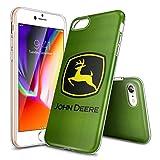 OKE iPhone 7 [4.7'] Funda, Cristal Claro [Slim-Fit] [Anti-Scratch] [Shock Absorption] Transparent TPU Gel Funda para iPhone 7 [JDJJAGKSA00175]