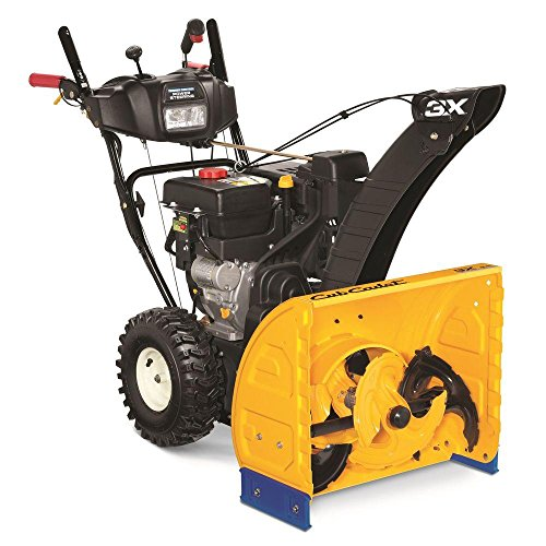 3-Stage Electric Start Gas Snow Blower with Power Steering by Cub Cadet