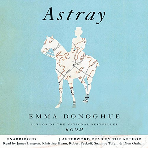 Astray audiobook cover art