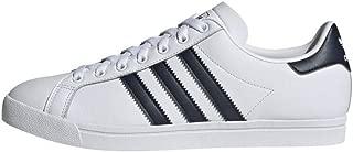 adidas Coast Star Shoes Men's, White, Size 8