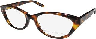 Barton Perreira Sofia Womens/Ladies Cat Eye Full-rim Glamorous Fancy Eyeglasses/Eye Glasses
