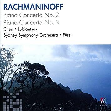 Rachmaninoff: Piano Concerto No. 2 And Piano Concerto No. 3