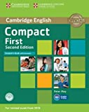 Compact First Student's Book with Answers with CD-ROM Second Edition