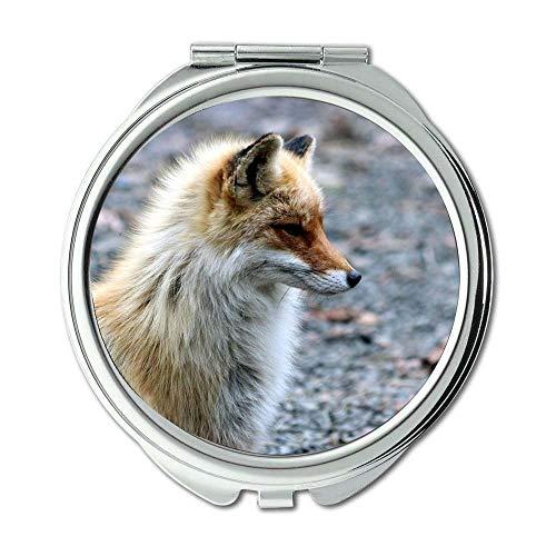 Yanteng Spiegel, Compact Mirror, Tier Tier Fotografie Unschärfe, Taschenspiegel, Tragbare Spiegel