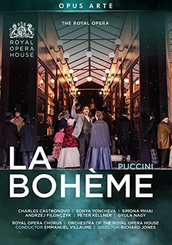 La bohème [The Royal Opera]