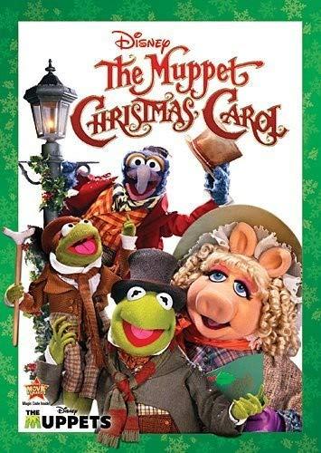 The Muppet Christmas carol DVD.