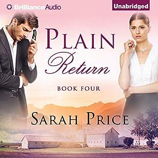Plain Return audiobook cover art