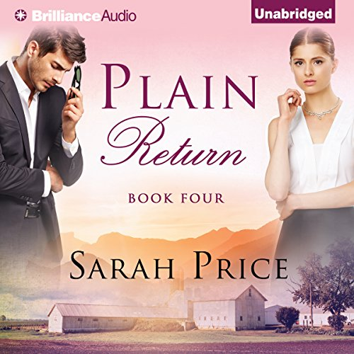 Plain Return audiobook cover art