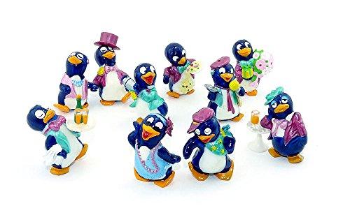 Kinder Überraschung Die Peppy Pingo Party (Komplettsätze)
