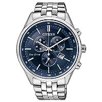 [Citizen] 腕時計 AT2140-55L メンズ シルバー
