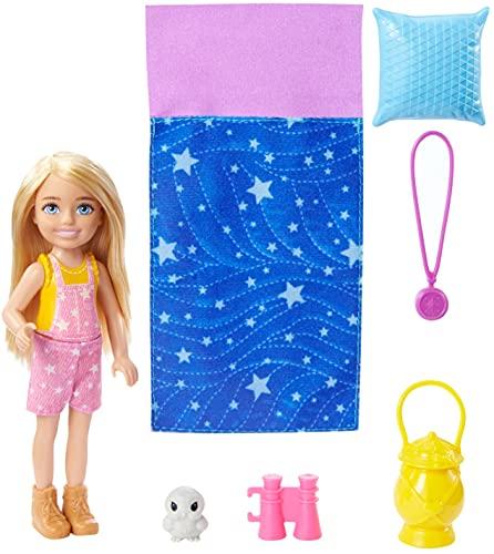 Barbie Doll and Accessories, Multicolor (Mattel HDF77)