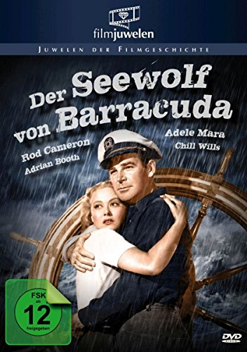 Der Seewolf von Barracuda - The Sea Hornet (Western Filmjuwelen)
