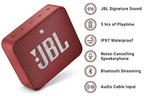 JBL JBLGO2RED