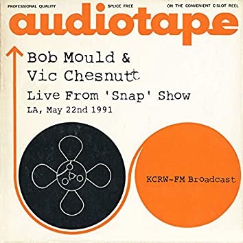 Live From 'Snap' Show LA, May 22nd 1991 KCRW-FM Broadcast