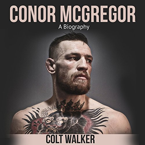 Conor McGregor: A Biography audiobook cover art