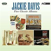 Five Classic Albums (Jumpin' Jackie / Hammond Gone Cha Cha / Meets The Trombones / Tiger On The Hammond / Big Beat Hammond) by Jackie Davis