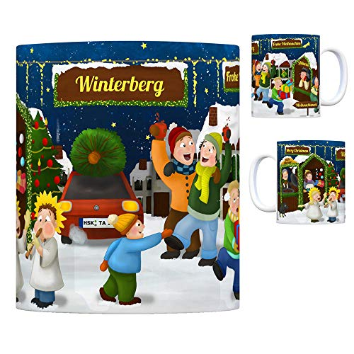 trendaffe - Winterberg Westfalen Weihnachtsmarkt Kaffeebecher