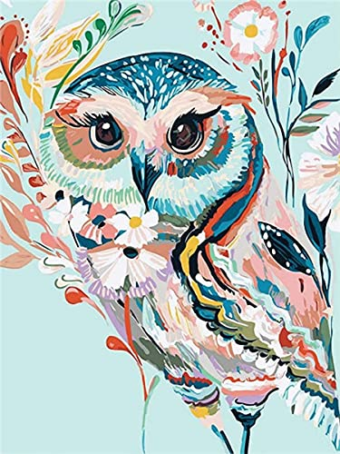 Kit de pintura de diamantes flor Animal bordado de diamantes venta Tigre vaca imágenes completas de diamantes de imitación mosaico arte de pared A3 45x60cm