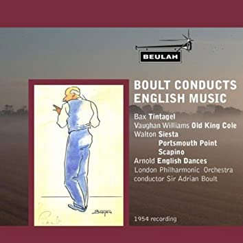 Boult conducts English Music