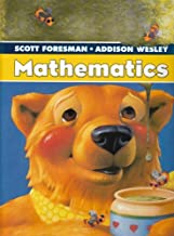 SCOTT FORESMAN ADDISON WESLEY MATH 2005 STUDENT EDITION SINGLE VOLUME   GRADE 2