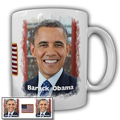 Präsident Barack Obama USA Hussein US-amerikanischer Politiker Vereinigten Staaten Amerika - Tasse Kaffee Becher #18156