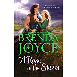 A Rose in the Storm cover art