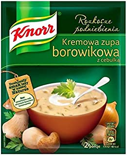 Knorr Mushroom Soup with Onion Fix 3-pack 3x50g/3x1.77oz