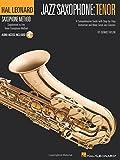 Jazz Saxophone: Tenor(Hal Leonard Tenor Saxophone Method): Hal Leonard Saxophone Method