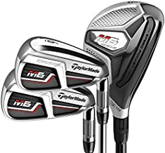 golf clubs left handed irons