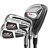 TaylorMade Golf M6 Combo Hybrid/Iron Set 3-4H, 5-PW, Right Hand, Stiff Flex, Steel