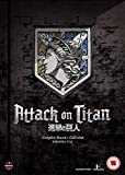 Attack On Titan: Complete Season One Collection [DVD] [Region2]...