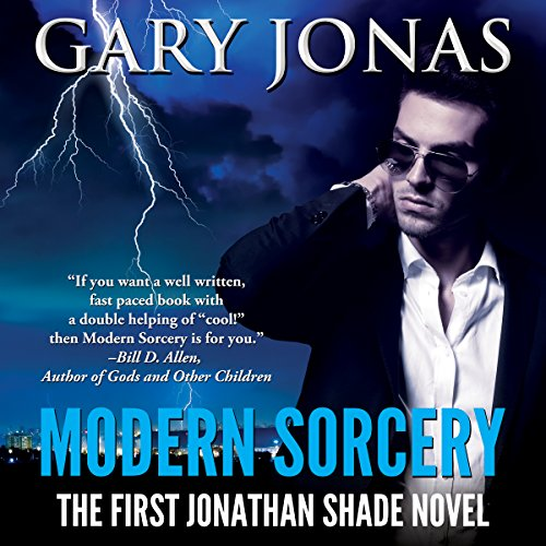 Modern Sorcery audiobook cover art