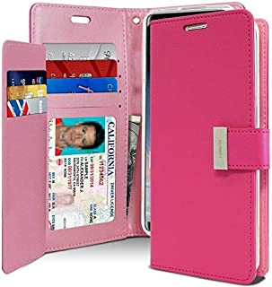 Samsung Galaxy Note 8 Leather Protection Wallet Case