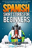 Spanish Short Stories for Beginners Volume 2: 20 Captivating Short Stories to Learn Spanish & Grow Your Vocabulary the Fun Way! (Easy Spanish Stories)