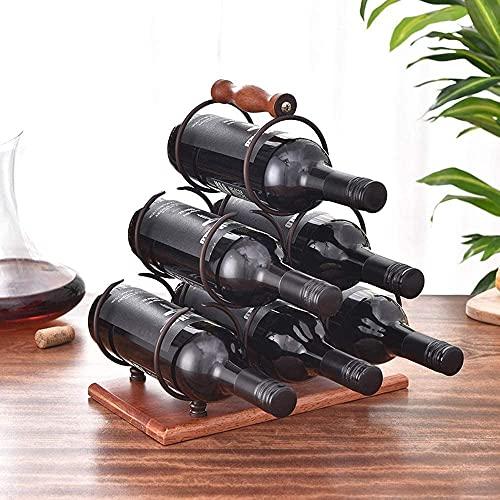 vinoteca 6 botellas de la marca MUZIDP