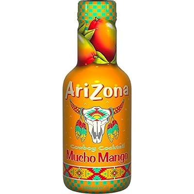 12 Flaschen Arizona AriZona Mucho Mango a 500ml inc. 3,00 Euro Pfand