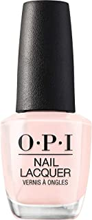 OPI Nail Lacquer Mimosas Mr. & Mrs., Pink With Peach, 15 ml