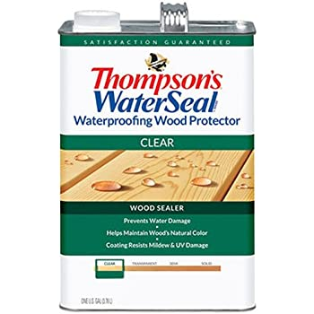 THOMPSONS WATERSEAL 21802 VOC Wood Protector, 1.2-Gallon