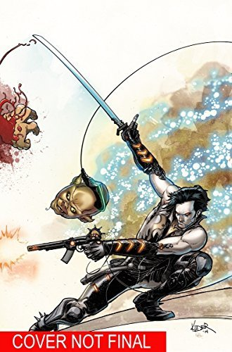 Lobo Vol. 1: Targets (The New 52) by Cullen Bunn (2015-08-18)