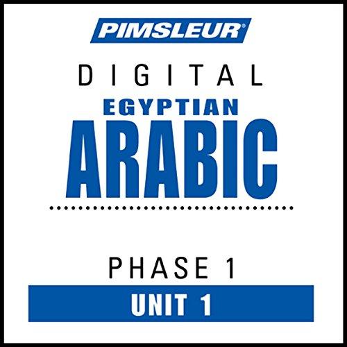 Couverture de Arabic (Egy) Phase 1, Unit 01