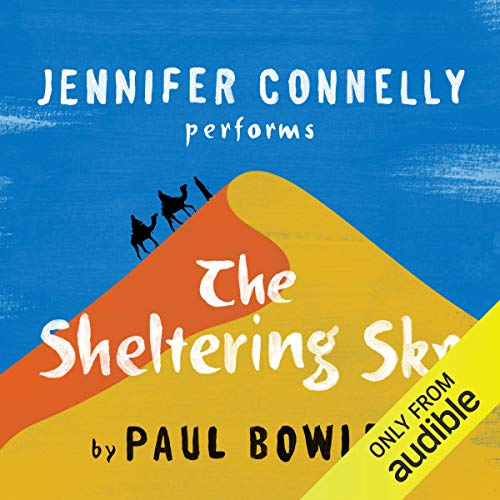Couverture de The Sheltering Sky
