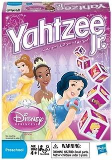 Yahtzee Jr. Disney Princess Edition by Disney Princess