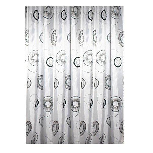 Douchegordijn Badkamer Waterdicht Polyester Stof 180x200cm (70.86x78.74-inch)