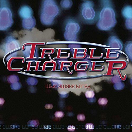 Wide Awake Bored [Audio CD] Treble Charger
