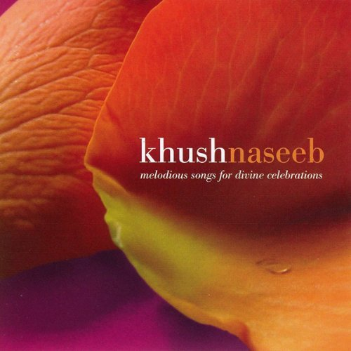 Khush Naseeb audiobook cover art