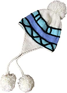 GK-O Anime Noragami Stray God Yukine Wool Cap Hat Beanie Daily Cosplay Prop Costume Hat White