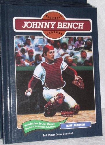 Johnny Bench (Baseball Legends)