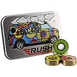 Rush Abec 420cojinetes, 8mm–incluye espaciadores