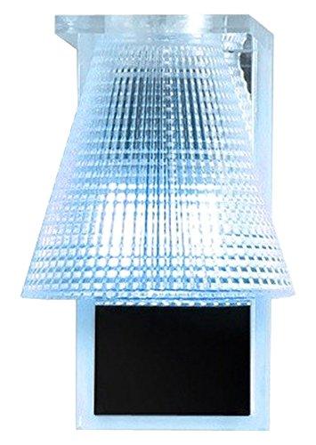 Kartell 9120AZ Wandleuchte Plastik, blau